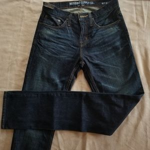 NWT Mossimo Supply Co. Slim Etriot jeans